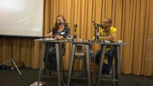 photos of panelists